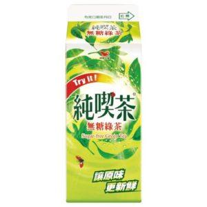 純喫茶的無糖綠茶