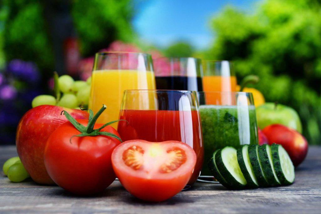 蔬果中含有豐富的維生素C