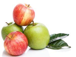 蘋果含有豐富的槲皮素