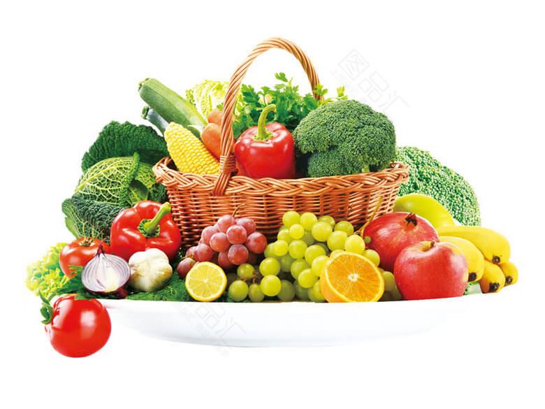 蔬果含有豐富的維生素C