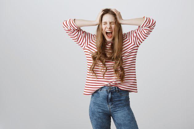 生活中的壓力緊張、害怕,對自我要求過高會影響荷爾蒙與內分泌失調