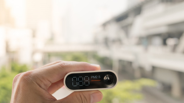 空氣品質太差,也會影響到睡眠