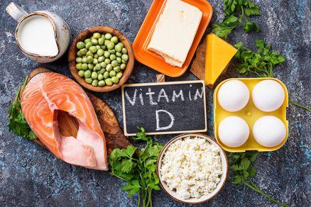 維生素D食物的來源